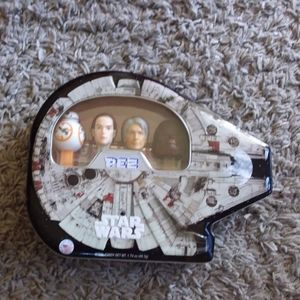 Star Wars PEZ collectible gift tin